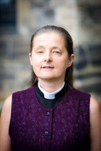 The Rev'd Andrea Budgey, Trinity Chaplain